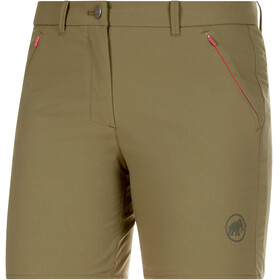 Mammut W's Hiking Shorts olive